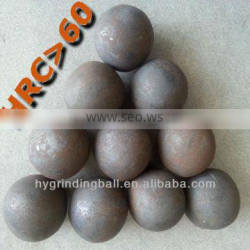 60mm Steel Ball for mining