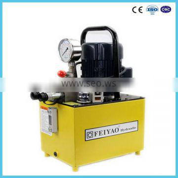 70Mpa two stage double acting hydraulic electric pump