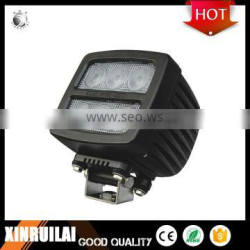 Reverse Polarity protected 9V 32V DC auto work light led 60w with PC cover