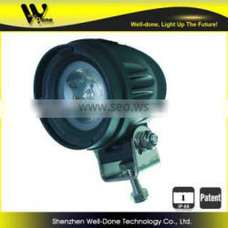 Wholesale motorcycle parts - 10w mini size motorcycle led lights