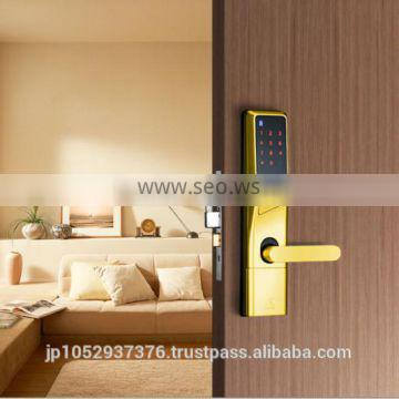 Japanese smart electric remote control lock for gate