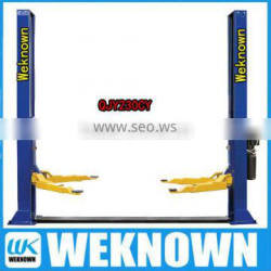 3 ton Double-cylinder Hydraulic two post car lift