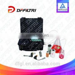 N (c) - 6 Hydraulic Oil Particle counter