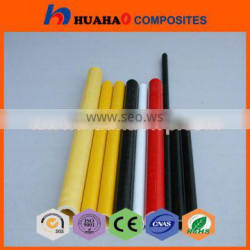 insulation sleeving fiberglass tube Hot Selling Rich Color UV Resistant insulation sleeving fiberglass tube with low price