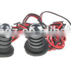 CAR LED STROBE LIGHT,DASH LIGHT (SR-LS-145-4),White Colors 1W TOP BRIGHT LED