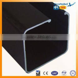 6005 T5 aluminum extrusion profile Electric tube price