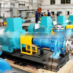 High Temperature Hot Water Circulating Pump Heavy Oil Centrifugal Pump For Silicone Oil