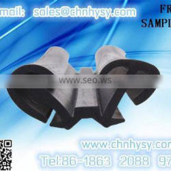 EPDM rubber auto window rubber seal strip