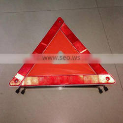Cheap triangle vehicle reflector for traffic safety