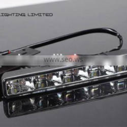2014 new type hot selling 12v high way factory car led drl flexible