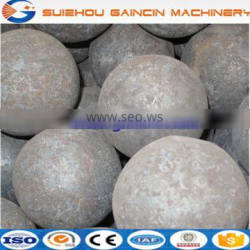 grinding media forged milling ball, steel forged mill balls, dia.20mm to 120mm grinding media steel balls