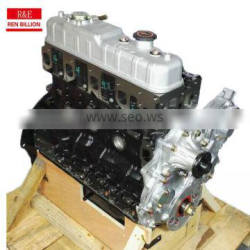 Diesel engine parts 4JB1/4JB1T in Engine assembly and Engine cylinder block