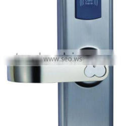Special hotel card lock with software system