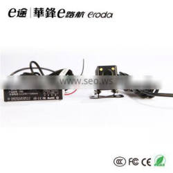 wireless car rear view camera with 120degree and waterproof
