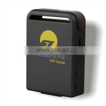 Cheap mini hidden GPS Tracker for kids/pets/cars with free software
