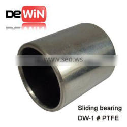 Factory supplied drawing customized wrapped slide bushing