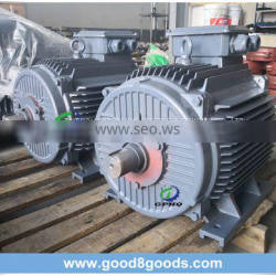 Y2-160m-4 15HP 11kw Cast Iron AC Electric Motor