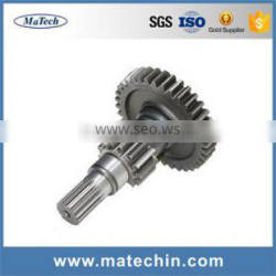 OEM Professional High Precision Stainless Steel Crankshaft Manufacturing Process