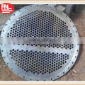 professional heat exchangers best price tube sheet