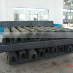 Certified Hollow D Type Rubber Fender From China