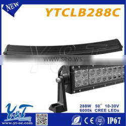 12v automotive 24w led light bar, auto parts car accessory LED light bar
