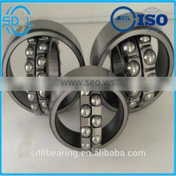 Economic hotsell self-aligning ball retainer bearing 1217