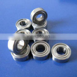 SMR137ZZ Bearings 7x13x4 Stainless Steel Ball Bearings DDL-1370ZZ DDL1370ZZ SSL1370ZZ SSL-1370ZZ