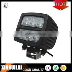 Aluminium die-cast housing IP68 6500K 60w led light auto work light with PC cover