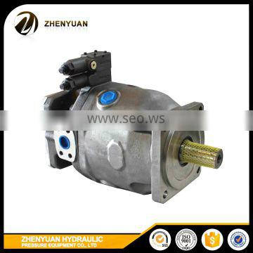 Free sample A10VSO71 double drum variable plunger pump mdr65 road roller price
