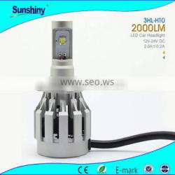 2015 selling like cakes Stanley surgical headlight 3hl h10 h11 p13 h16 2000lm dove led lights