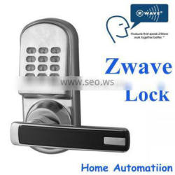 Z-wave Lock Home Automation