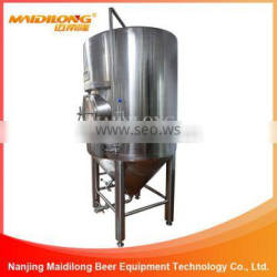 Stainless steel beer brewery conical 500 liter tank