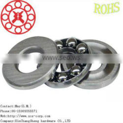 f7-15 miniature thrust ball bearing
