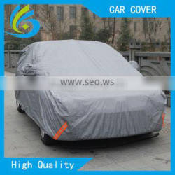 UV and snow proof cheap and high quality padded car cover