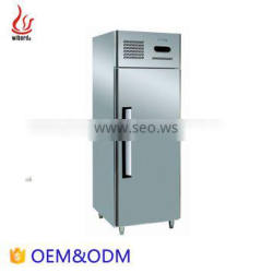 Commercial Stainless steel 1-Doors Freezers in refrigeration equipment
