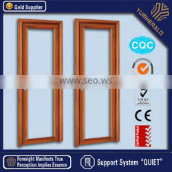 New Style Product Alloyed Aluminum Profile For Swing Door
