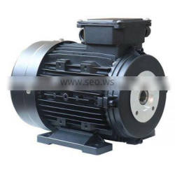 0.37kw 0.5hp Single Phase Motors 4 Pole 230 Volt 1400rpm With Hollow Shaft