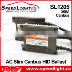 Factory Supply Guarantee 18 Month AC 35W 55W X3 Canbus Ballast