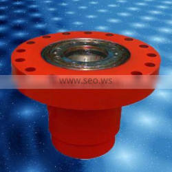 Finished machining large sand castings for blowout preventer