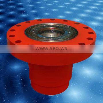 Finished machining teel sand casting for blowout preventer