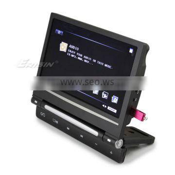 "Erisin ES398 9"" Digital Screen Car Earphone Jack Monitor Headrest"