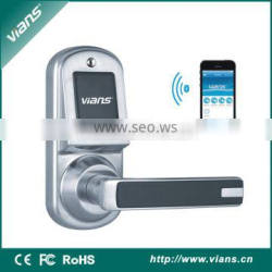 Support iPhone iOS Android, Bluetooth 4.0 Entry Key Phone Lock