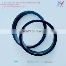 OEM ODM High Quality Custom Metal Inserted Silicone Rubber Seal Ring for Water pump