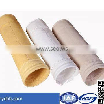 Nonwoven P84 dust filter material for cement kiln p84 air filter bag for cement tail