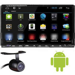 9 Inch Smart Phone Android Double Din Radio 2GRAM+16GROM For Honda