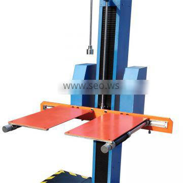 Luggage Double Wings Packaging Testing Carton Drop Test Machine