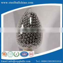 31.75mm ball / RoHS 0.35 to 200 mm low carbon steel balls vending machine balls / steel ball for caster and wheel