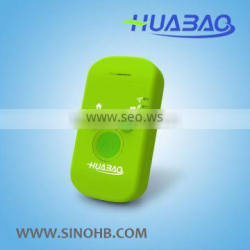 Colorful Protable track and trace device gps sms