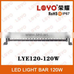 "Wholesale 120w 20"" led light bar high quality best price for cars boat trucks SUV"