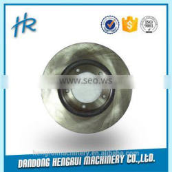 Low price custom concave and convex brake disc, guaranteed quality